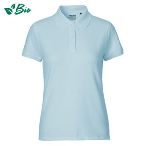 Damen - Poloshirt - Neutral - Fairtrade Bio Miniaturansicht