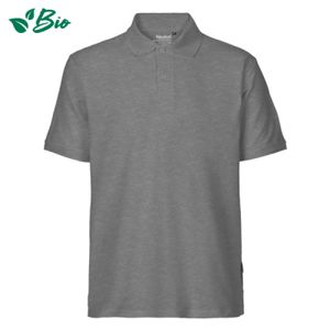 Herren - Poloshirt - Neutral - Fairtrade Bio Miniaturansicht
